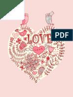 Love Birdies Print