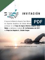 1ra COPA 3K Aguas Abiertas