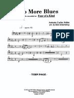 No More Blues(Alessi) Bass