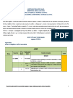 dosificacion español telesecundaria.pdf