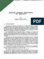 Aspectos Jurídicos-Tributarios Del MERCOSUR