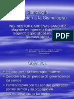 Clase 01 - Sismologia 1 - 2016