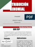 Distribución Binomial Final
