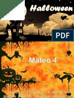 Conferencia Halloween y Aguizotes 25-10-2016