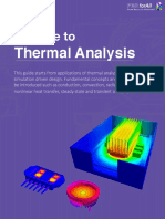 Feaforall Thermal Analysis Free Guide