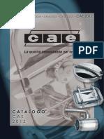 CAE Catalogo 2012