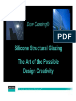 Qb Silicone Structural Glazing-The Art of the Possible