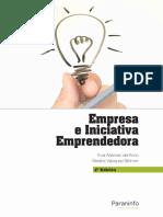 Empresa e Iniciativa Emprendedora paraninfo
