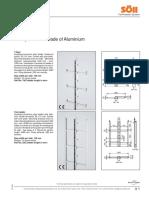 Aluminium Ladders ChapterA