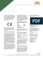 Technical Description ChapterTB