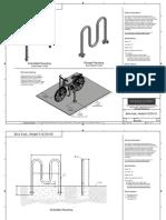 R 8239 SS Bike Rack Installation
