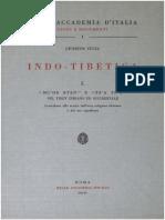 1932 Indo-Tibetica Vol 1 by Tucci