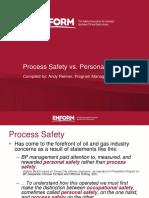 Personal vs Process Safety v3