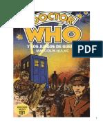 Doctor Who - Y Los Juegos de Guerra