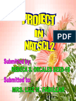 Nat.sci. Projects