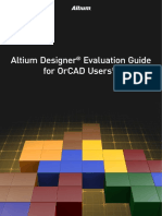 Altium Evaluation Guide for OrCAD Users WEB