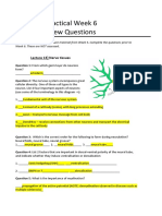 Week 6 Lecture Review Questions ANSWERS