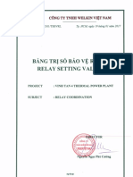 Relay Setting Values Vinh Tan 4 Ver02