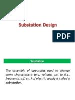 Substation Design