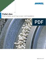Fb Pellet Dies and Roll Shells en Data