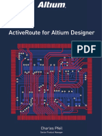 Altium WP ActiveRoute for Altium Designer WEB