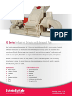 13 Series Industrial Grinder.brochure