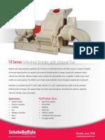 13 Series Industrial Grinder.brochure