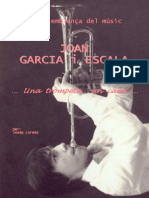 Joan Garcia i Escala, Una Trompeta, Un Camí ... (15-1-2018)
