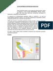 Aereas de Interés de Petroleo en Bolivia