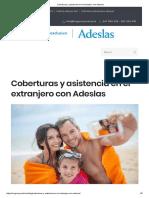Coberturas y asistencia en el extranjero con Adeslas.pdf