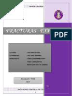 Fracturas-expuestass