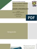 Venopunción y Venodisección.pptx