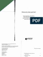 Agamben; Badiou; Bensaïd; Brown; Nancy; Rancière; Ross; Zizek - Démocratie, dans quel état.pdf