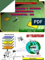 Teledetección y PR - SIG-DR Montalvo