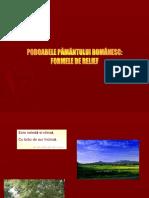Podoabele Pamantului Romanesc- Prezentare