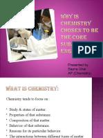 Chemistry of Chemistry