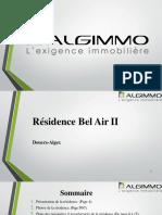 Présentation BEL AIR II Final -Clients