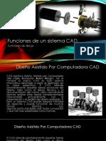 Funciones de Un Sistema Cad