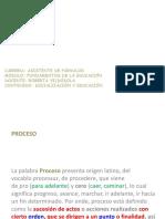 1ra y 2da Clase- Socialización y Educacion