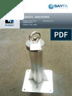 Sayfa Aviator 021 Abseil Anchors