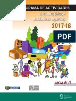 Programa de Actividades en Centros Cívicos