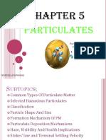 (EVT474)LECTURE 5 _ Particulates.