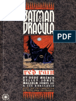 Batman & Dracula Red Rain