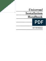 Seagate Universal Installation Handbook