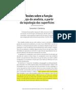 Art. Desejo Do Analista a Partir Topologia GRIFOS
