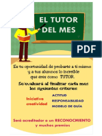 Bases Tutores
