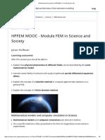 Lecture 1 HPFEM01