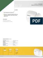 Catalogo Xas 2000 Sf Sensor de Abertura Sem Fio