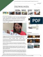 Lee Los Ensayos de Los Tres Peruanos Que Ganaron Concurso de La NASA _ Actualidad _ Tecnología _ El Comercio Peru
