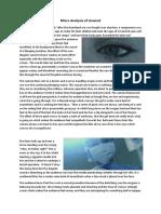 Micro Analysis of Unwind
